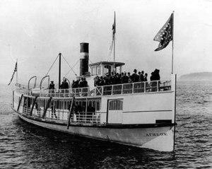 Athlon (steamboat) - Image: Athlon (steamboat)