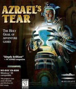 Azrael's Tear Box Art