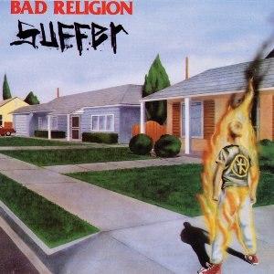 Suffer (album) - Image: Bad Religion Suffer