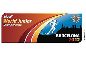 2012 World Junior Championships in Athletics - Image: Barcelona 2012