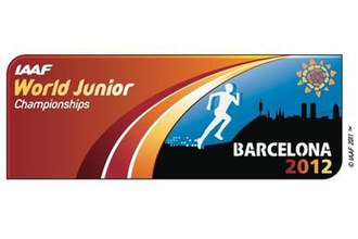 2012 World Junior Championships in Athletics - Image: Barcelona 2012