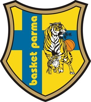 Basket Parma - Image: Barket Parma logo