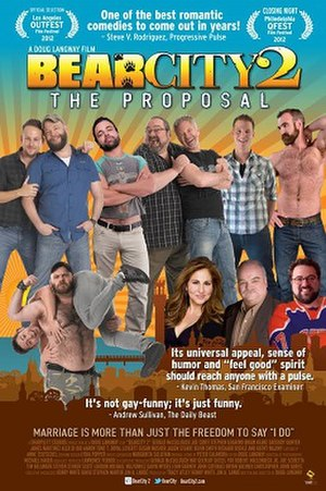 BearCity 2: The Proposal - Image: Bear City 2