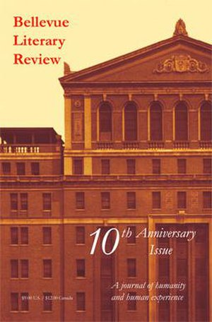 Bellevue Hospital - Image: Bellevue Literary Review 10th Anniversary Issue cover