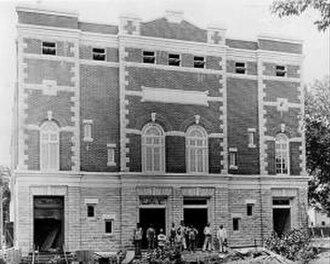 Concordia, Kansas - The Brown Grand Theatre, 1907