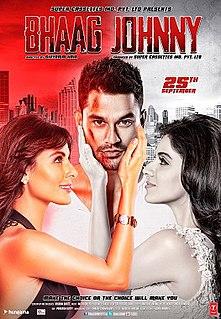 <i>Bhaag Johnny</i> 2015 film by Shivam Nair