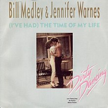 Bill Medley & Jennifer Warnes - (I've Had) The Time of My Life single cover.jpg