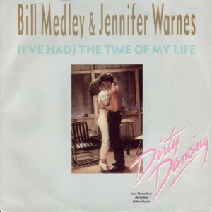(I've Had) The Time of My Life - Image: Bill Medley & Jennifer Warnes (I've Had) The Time of My Life single cover