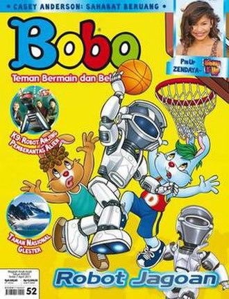 Bobo (magazine) - Image: Bobo (magazine)