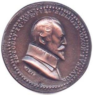 Bodley Medal - Image: Bodleymedalfront