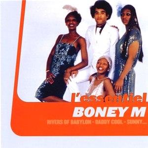 The Collection (1991 Boney M. album) - Image: Boney M. L'Essentiel