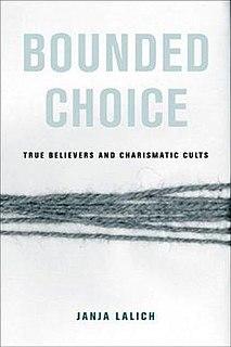 <i>Bounded Choice</i> book by Janja Lalich
