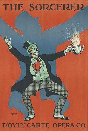 H. M. Brock - Image: Brock sorcerer 1919