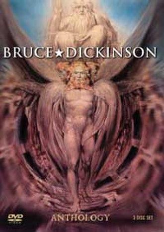 Anthology (Bruce Dickinson video) - Image: Brucedickinsonanthol ogy
