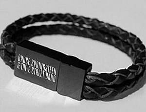 High Hopes Tour - Image of the USB wristband that was sold at shows and online