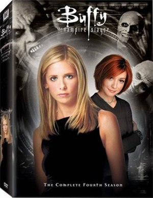 Buffy the Vampire Slayer (season 4) - Image: Buffy Season (4)