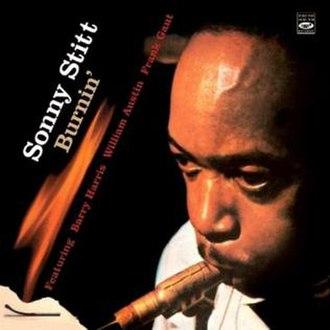 Burnin' (Sonny Stitt album) - Image: Burnin Stitt 22