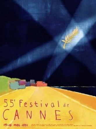 2002 Cannes Film Festival - Image: CFF2002poster