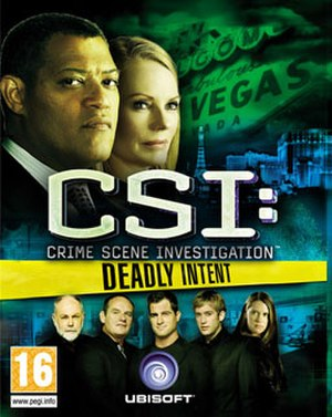 CSI: Deadly Intent - Image: CSI Deadly Intent