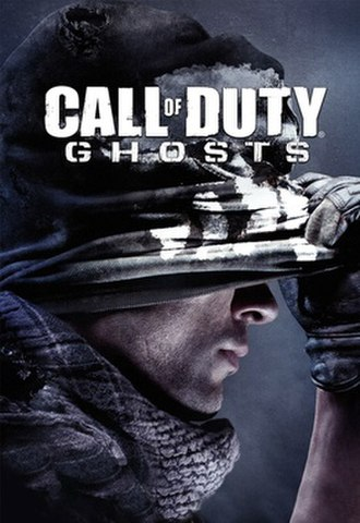 Call of Duty: Ghosts - Image: Call of duty ghosts box art