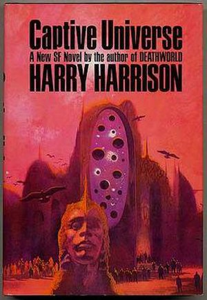 Captive Universe - First edition cover