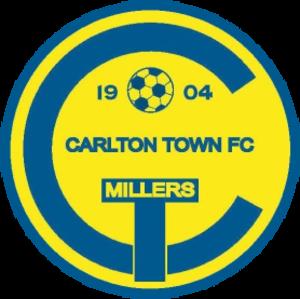 Carlton Town F.C. - Image: Carlton Town FC logo