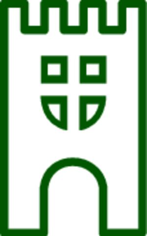 The Castle School, Taunton - Image: Castle School logo