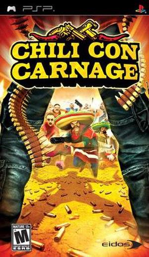 Chili Con Carnage - Image: Chili Con Carnage