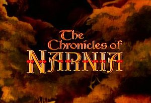 The Chronicles of Narnia (TV serial) - Title screen