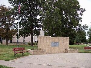 Cloud County Veteran's Memorial