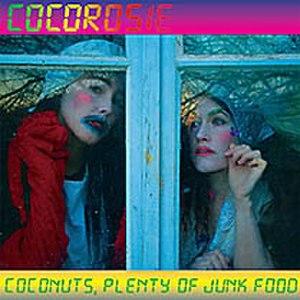 Coconuts, Plenty of Junk Food - Image: Cocorosie cpofjf