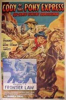 Cody Of The Pony Express Wikipedia
