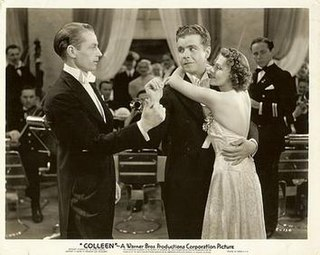 <i>Colleen</i> (1936 film) 1936 American film directed by Alfred Edward Green