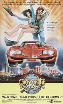 Corvette Summer Wikipedia