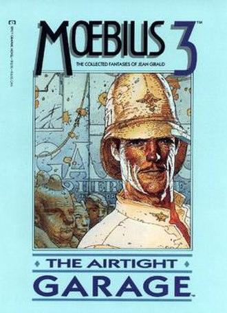 Airtight Garage - The cover of the 1987 US edition of The Airtight Garage