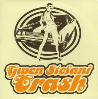 Crash (Gwen Stefani song) - Image: Crash Gwen Stefani