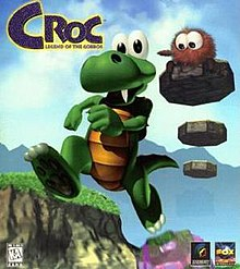 Croc: Legend of the Gobbos - Wikipedia