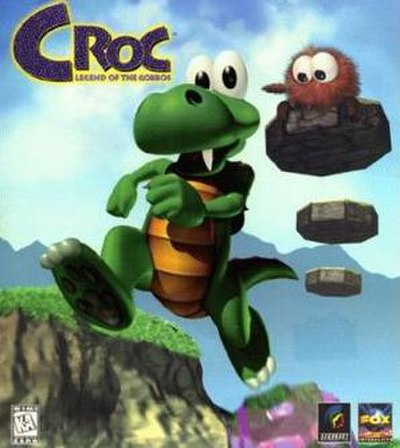 Picture of a game: Croc: Legend Of The Gobbos