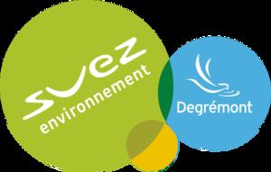 Degrémont - Image: DEGREMONT logo 2013 PMS
