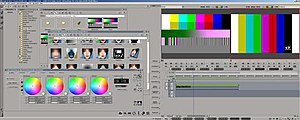 Avid DS - Image: DS84 Interface