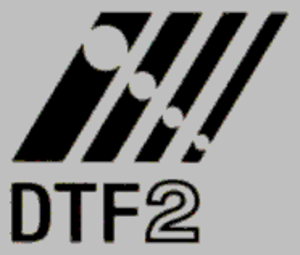 Digital Tape Format - Image: DTF2 logo