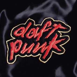 Homework (Daft Punk album) - Image: Daftpunk homework