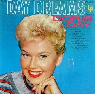 Day Dreams (Doris Day album) - Image: Day Dreams (Doris Day album) cover
