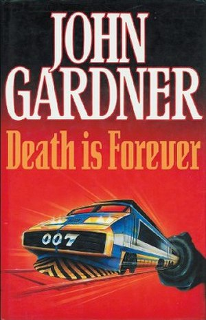 Death is Forever - Coronet Books British paperback edition.