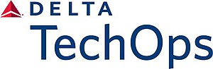Delta TechOps - Image: Delta Tech Ops Logo