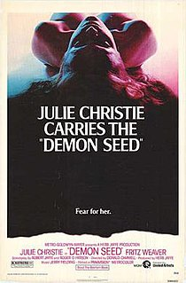 <i>Demon Seed</i> 1977 film by Donald Cammell