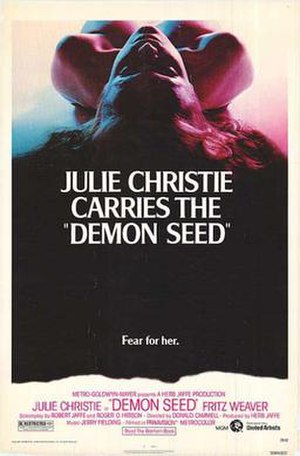 Demon Seed - Movie poster