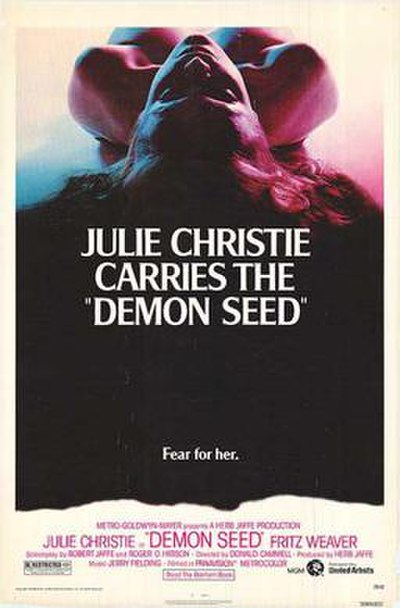 Picture of a movie: Demon Seed