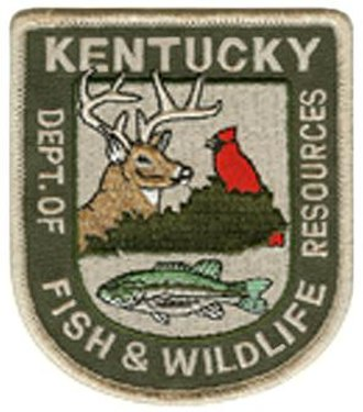 Kentucky Department of Fish and Wildlife Resources - Image: Deptlogo 3