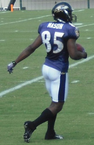 Derrick Mason - Mason in 2010.
